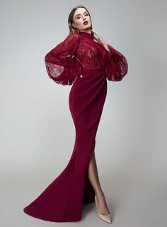 Yousef Aljasmi  RTW 2017   #stunning #campaign #beautiful #lookbook #model #gown