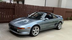 1994 Toyota MR2 Turbo | HD Cars Wallpapers