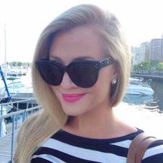 Celine Audrey Sunglasses.