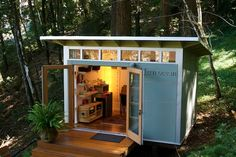 Check out this awesome listing on Airbnb: Romantic studio in the California redwoods. - Cabins for Rent in Woodside