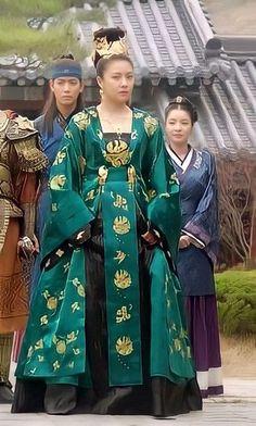 Korean Traditional Dress, Traditional Dresses, Empress Ki, Ha Ji Won, Korean Dress, Medieval Dress, Dramas, Cosplay, Asian