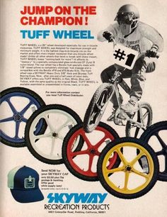 Skyway Tuff 1 circa 79
