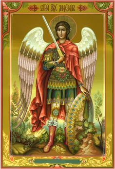 St Michael the Archangel Angels Among Us, Angels And Demons, Religious Icons, Religious Art, Gabriel, St. Michael, Saint Michael, Angel Protector, Religion