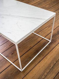 Großer Marmortisch   10 Knoten - Möbeldesign Hamburg