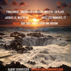 Citation Albert Schweitzer - http://apprentismillionnaires.com/citations-fond-ecran/citation-albert-schweitzer/