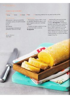 150 receitas Bimby (melhores de 2014) Sweet Recipes, Cake Recipes, Dessert Recipes, Good Food, Yummy Food, Happy Foods, Secret Recipe, Food Inspiration, Food To Make