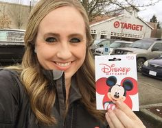 Disney Gift Cards at Target