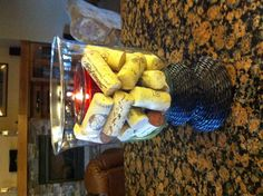 Wine cork idea; in a hurricane topped with a tea light in a colorful glass holder makes a nice glow.