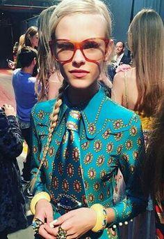 5233c19e557 Gucci Geek-Chic ♡ Gucci Eyewear