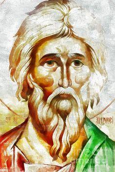 St. Andrew by Daliana Pacuraru