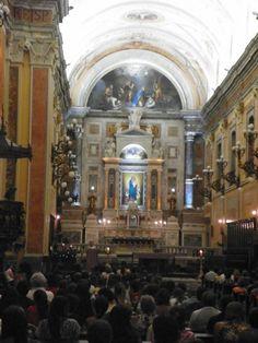 Catedral Metropolitana de Belém , interior.Belém do Pará, PA