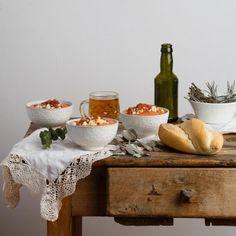 Salmorejo cordobés, la auténtica receta cordobesa
