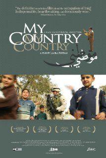 My Country, My Country (Iraq) / HU DVD 2569 / http://catalog.wrlc.org/cgi-bin/Pwebrecon.cgi?BBID=6839919