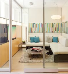 Areas for individual focus and rejuvenation are part of a healthy ecosystem of workplaces.