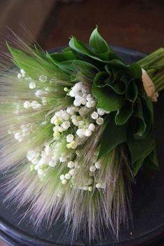 Ideas For Flowers Bouquet Lily Floral Arrangements Ikebana, Amazing Flowers, White Flowers, Beautiful Flowers, Green Flowers, Simple Flowers, Beautiful Pictures, Deco Floral, Arte Floral
