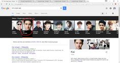 lol im laughng so hard right now like WHO DID THIS?! XD even google ships kaisoo