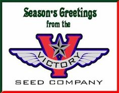 Victory Heirloom Seeds - Rare, Open-Pollinated and Heirloom Seeds