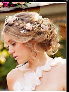 Plaited style from Wedding flowers magazine