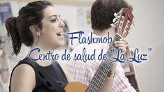 FLASHMOB Centro de Salud La Luz - Sabor de amor