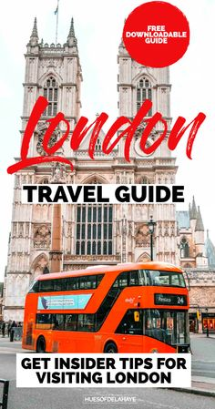 London Travel Tips - Ultimate London Travel Guide Europe Travel Guide, Backpacking Europe, Travel Guides, Travel Destinations, European Destination, European Travel, European City Breaks, London Attractions, Things To Do In London