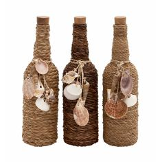 Studio 360 Globe Trotter Rope Bottle