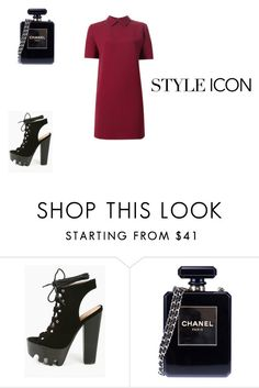 """""""Untitled #45"""" by miniervita ❤ liked on Polyvore featuring Chanel and P.A.R.O.S.H."""