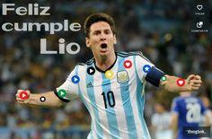 ¡Feliz cumple, Leo Messi! Sus triunfos, derrotas y más datos en nuestra infografía interactiva.