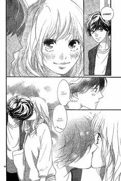 Ao Haru Ride 48 página 40 - Leer Manga en Español gratis en NineManga.com