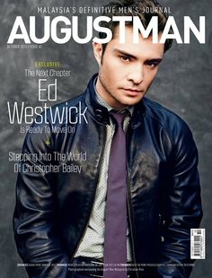 Ed Westwick AGUSTMAN Malasia's