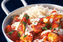 Indian vegetable curry – Recipes – Slimming World