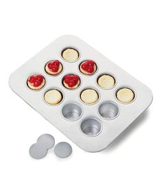 Another great find on #zulily! Mini Cheesecake Pan by Chicago Metallic Bakeware #zulilyfinds