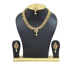 Indian Bollywood Necklace Set Beautiful Designer Gold Ton... https://www.amazon.com/dp/B07B6NM93K/ref=cm_sw_r_pi_dp_U_x_SIDSAbZD5JPE1