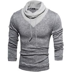 Hooded Stylish Pullover (2 colors)