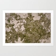 Grime and Grunge Art Print by Jinzha Bloodrose - $17.68
