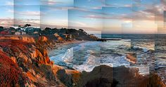 Photographers Gallery - Red Cliffs at Moss Beach by Pep Ventosa (© Pep Ventosa)