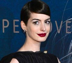 Short haircuts for women . ..Do you love short hair cuts? We've got all your short hair favorites from layered bobs to crops and pixies. Come on in, and check it out now!  Anne Hathaway: Smooth short pixie cut