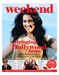 Latest coverage in the SWEP's weekend edition on Samira's latest films coming to Wales!