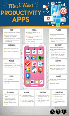 must have productivity apps Life Hacks For School, School Study Tips, Phone Organization, School Organization, Study Apps, Apps For Teens, Learning Apps, Productivity Apps, College Hacks