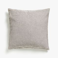 Image of the product DYED THREAD MESH COTTON CUSHION COVER