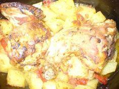 Κοτόπουλο στη γάστρα Ελληνικό