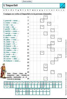 IMPARFAIT  sur site: http://lecoledepetiteprune.eklablog.com/conjugaison-c612893
