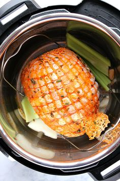 How to cook boneless turkey breast in Instant Pot. Might take 62 minutes cook time if rock hard from home freezer. Need to try this