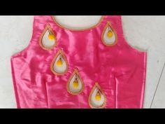 New model blouse design cutting and stitching#ब्लाउजडिजाइन#newblousedesign - YouTube New Saree Blouse Designs, Blouse Designs Catalogue, Patch Work Blouse Designs, Simple Blouse Designs, Stylish Blouse Design, Stylish Dress Designs, Designer Blouse Patterns, Latest Blouse Patterns, Skirt Patterns