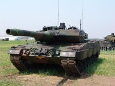 0020 Leopard 2 A6 Nl | modekopp | Flickr