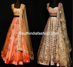shyamal_and_bhumika_lehengas