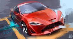 Stunning Car Concepts by LIVIU TUDORAN