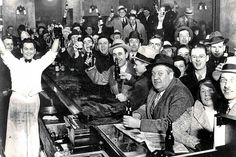 """""""December 5th 1933 - The night they ended Prohibition"""""""
