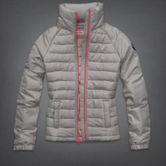 lightweight puffer All American Clothing, Abercrombie Kids, Outerwear Women, Kids Outfits, Winter Jackets, Tees, Casual, Sweaters, Fashion