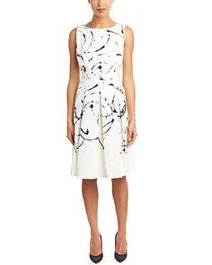 Rue La La — Lafayette 148 New York Clarice A-Line Dress