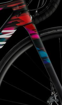 Paint Bike, Bicycle Painting, Velo Design, Bike Frame, Road Bikes, Custom Paint, Biking, Bicycles, Framed Art
